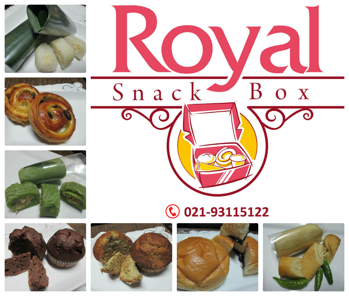 Pesan Snack Box di Tebet