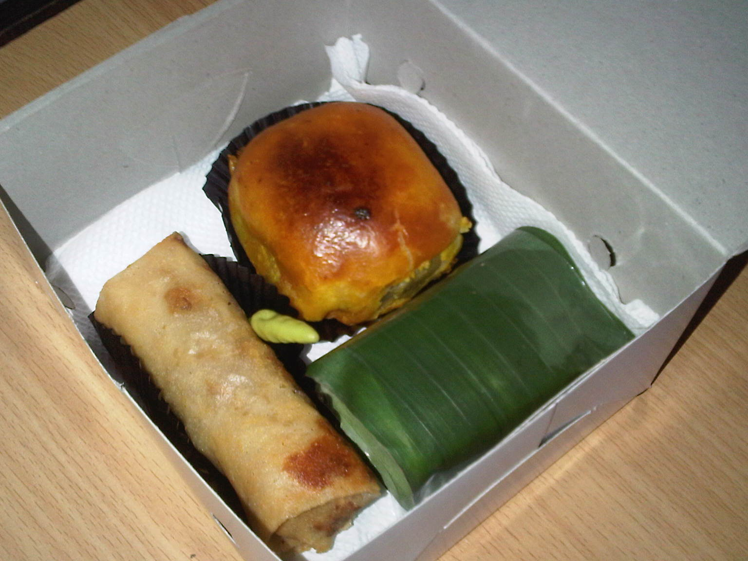 Pesanan Snack Box Ibu Mei daerah Senen, Jakarta