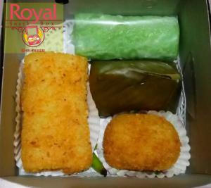 Pesanan Nasi Snack Box Bapak Fadli di PIK, Jakarta Utara
