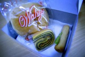 Pesanan Snack Box Ibu Nur di Buncit Raya, Jakarta Selatan