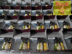 Pesanan Nasi Box Bapak Rizky di Budi Kemuliaan, Jakarta Pusat