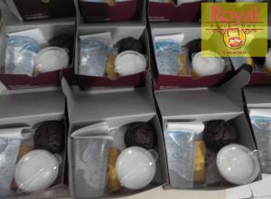 Pesanan Snack Box Ibu Irene di Sawangan, Depok