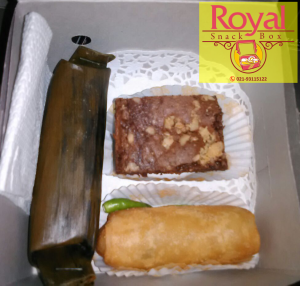 Pesanan Snack Box Bapak Djarot di Serpong, Tangerang Selatan