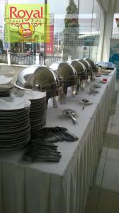 Pesanan Catering Prasmanan Ibu Ajeng di Pondok Pekayon Indah, Bekasi Selatan