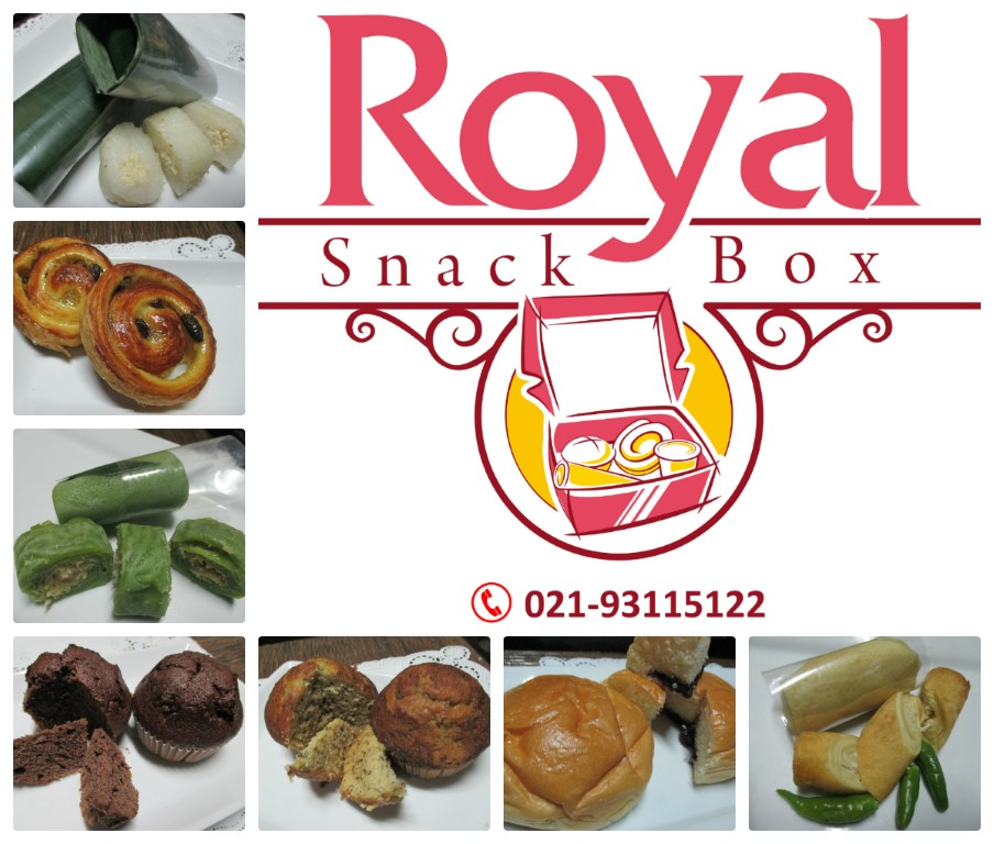 Aneka Kue Snack Box