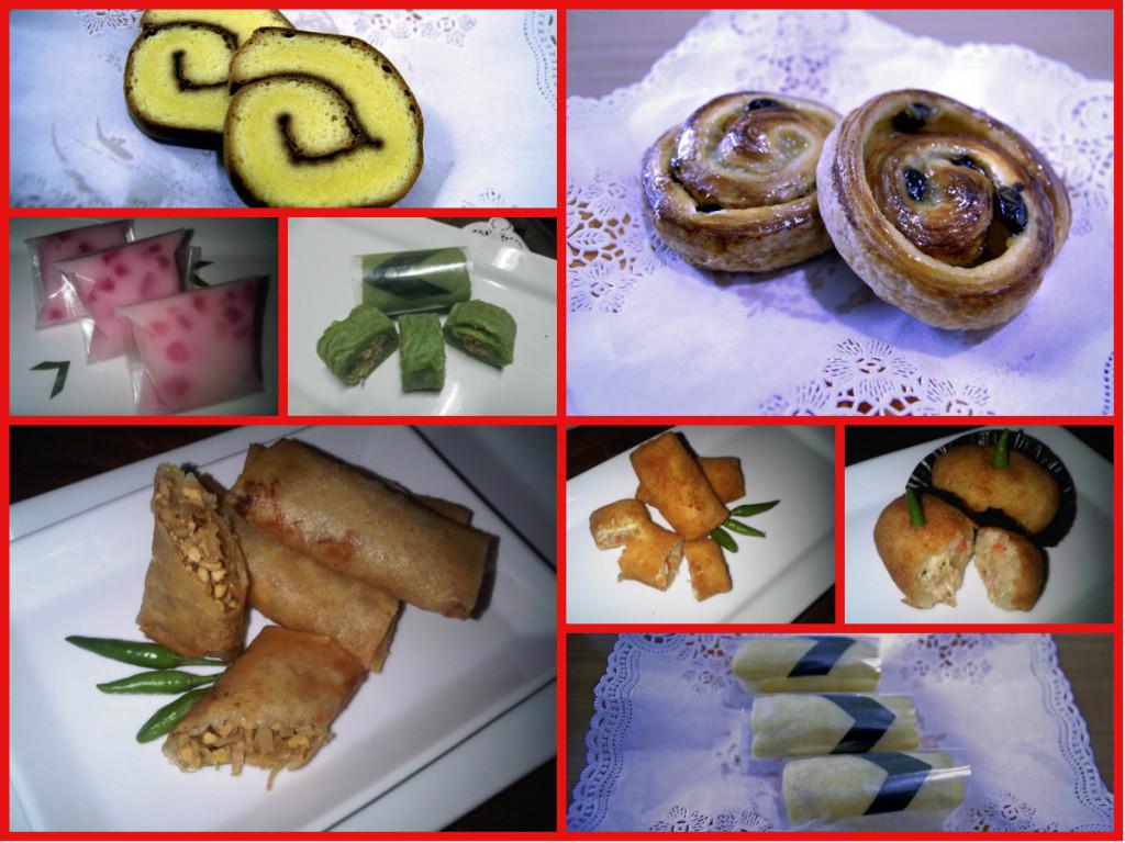 Jual Snack Box & Kue-Kue Basah Pilihan