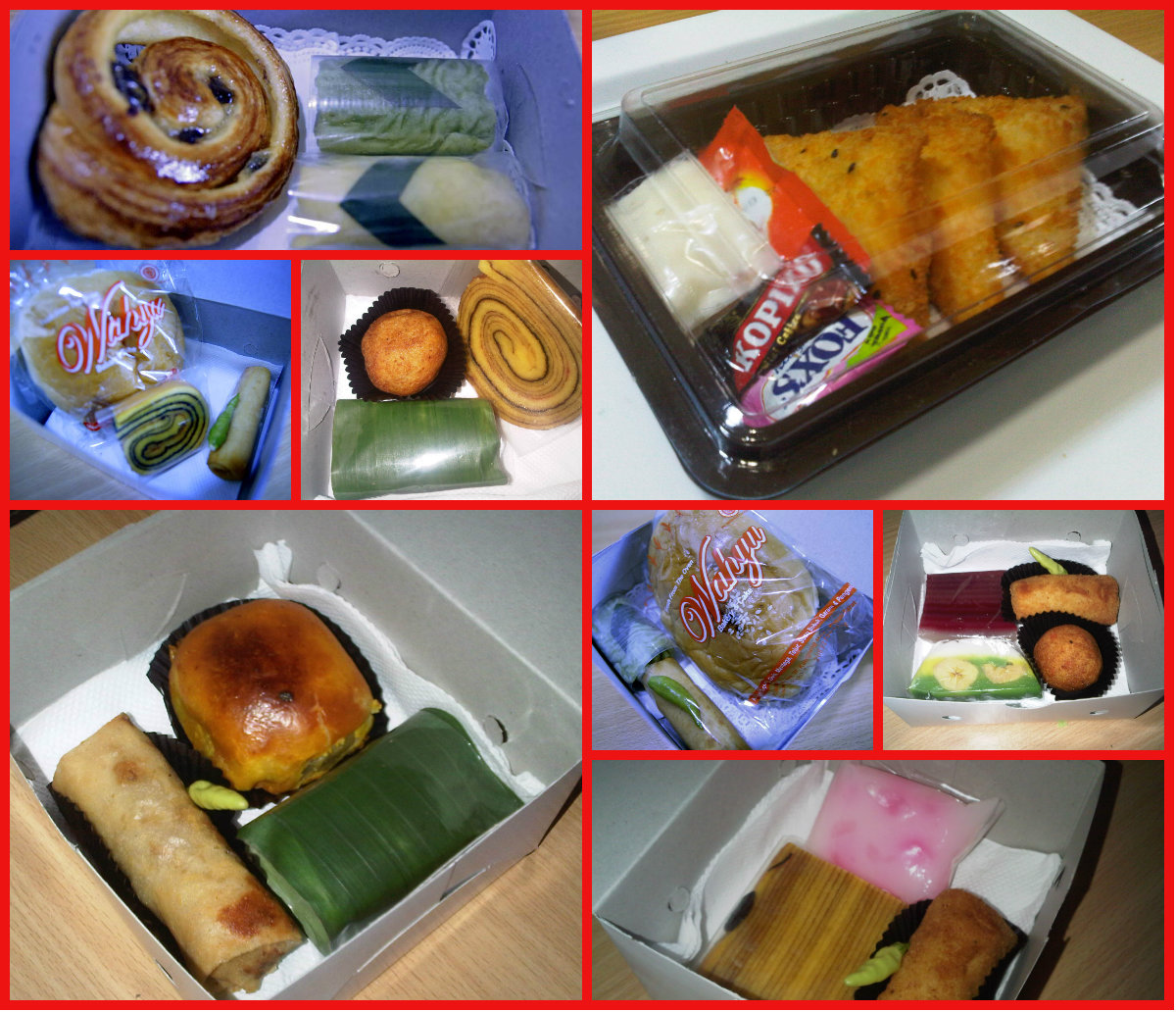 Aneka Menu Snack Box