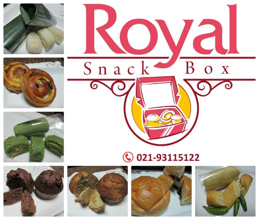 Pesanan Snack Box di Jakarta