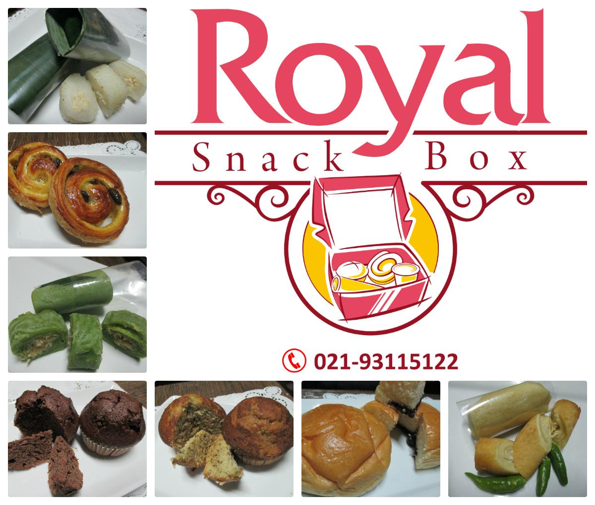 Snack Box Untuk Arisan