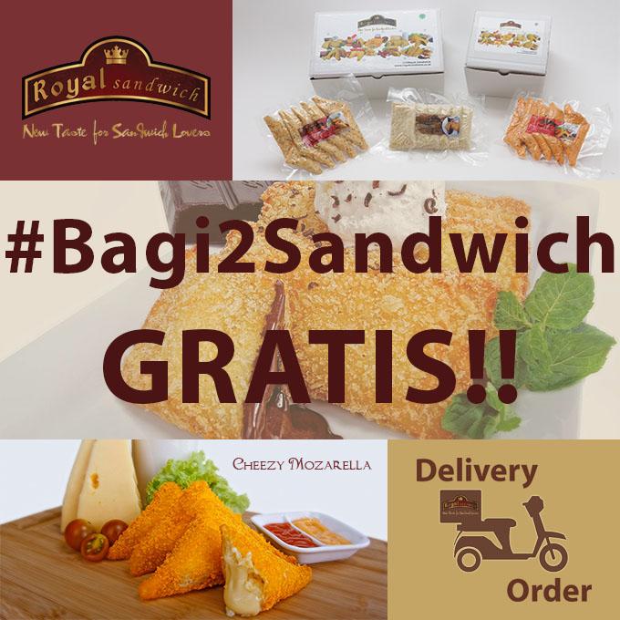 #Bagi2Sandwich DP BBM 1