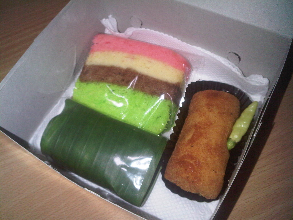 Snack Box Pesanan Ibu Ninda, Ciracas, Jakarta Timur
