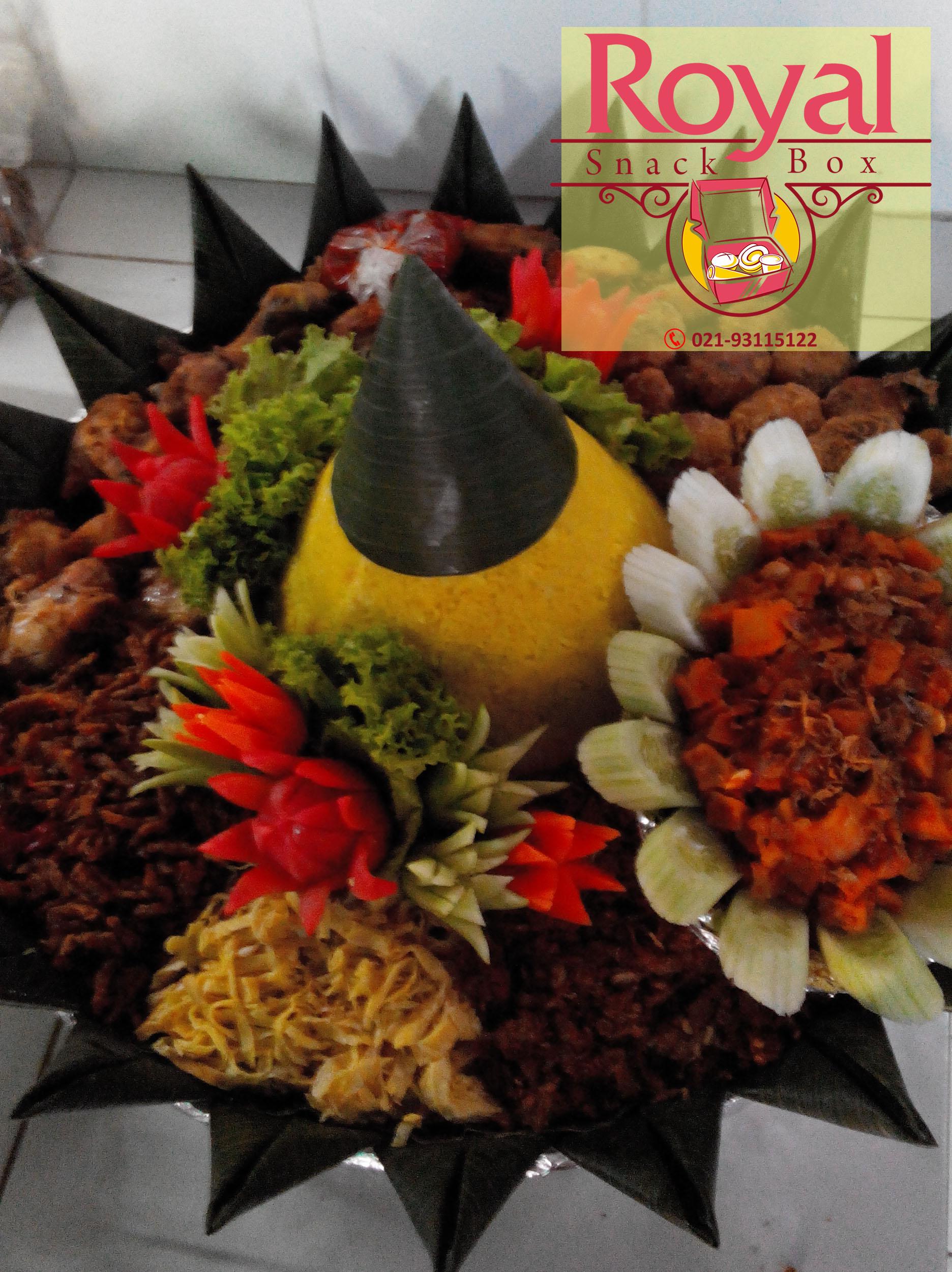 Pesanan Nasi Tumpeng Bapak Hariyudo di Pondok Gede, Bekasi