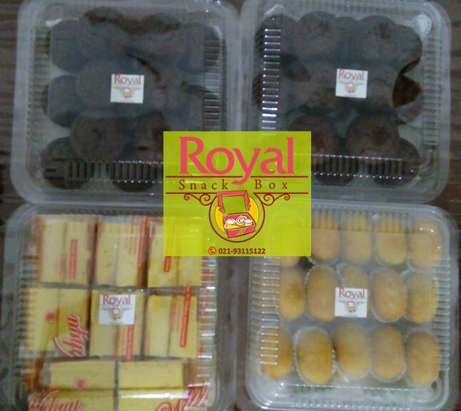 Pesanan Snack Box Ibu Suci di Meruya Selatan, Jakarta Barat