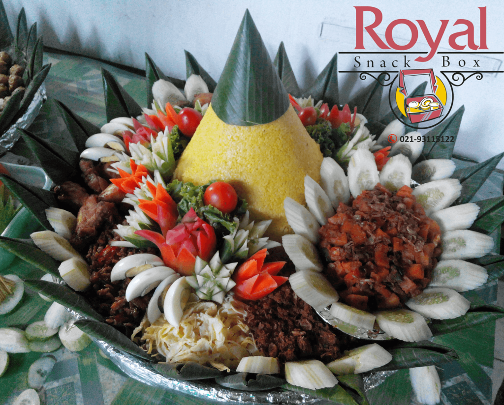 Catering Nasi Tumpeng | Royal Snack Box