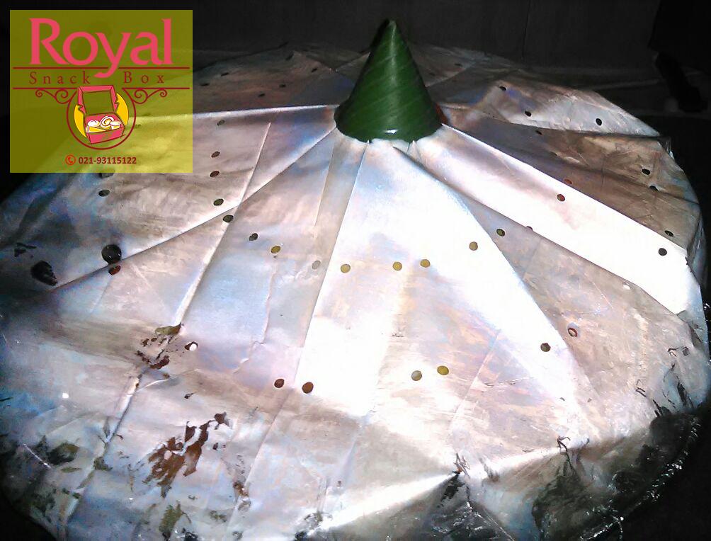 Pesanan Nasi Tumpeng Ibu Ratna di Sawangan, Depok