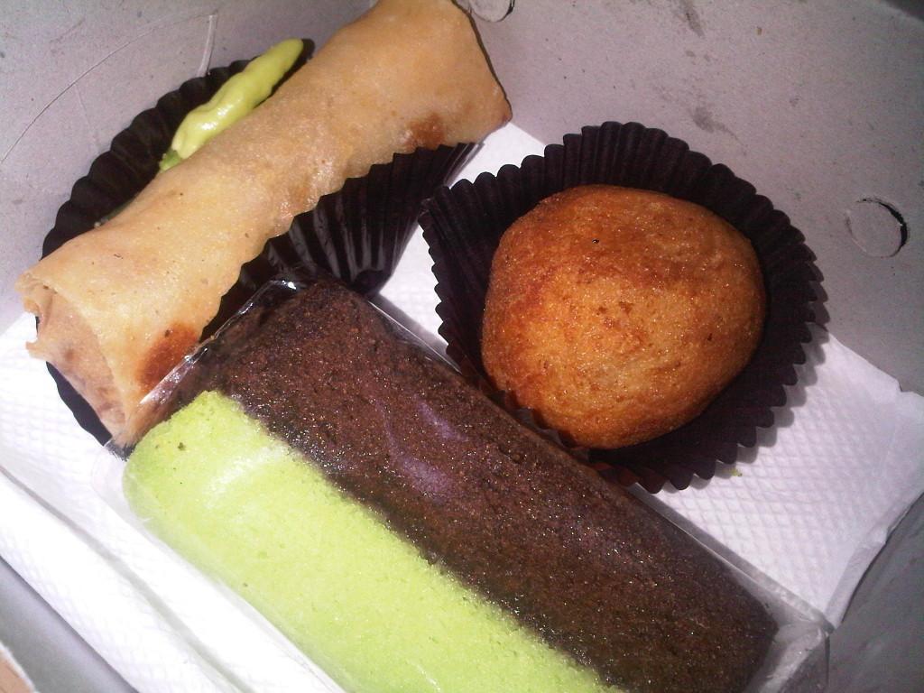 Snack Box Lezat Pesanan Ibu Tika di Kuningan, Jakarta Selatan