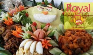 Pesanan Nasi Tumpeng Karakter Ibu Cindy di Pondok Indah, Jakarta Selatan