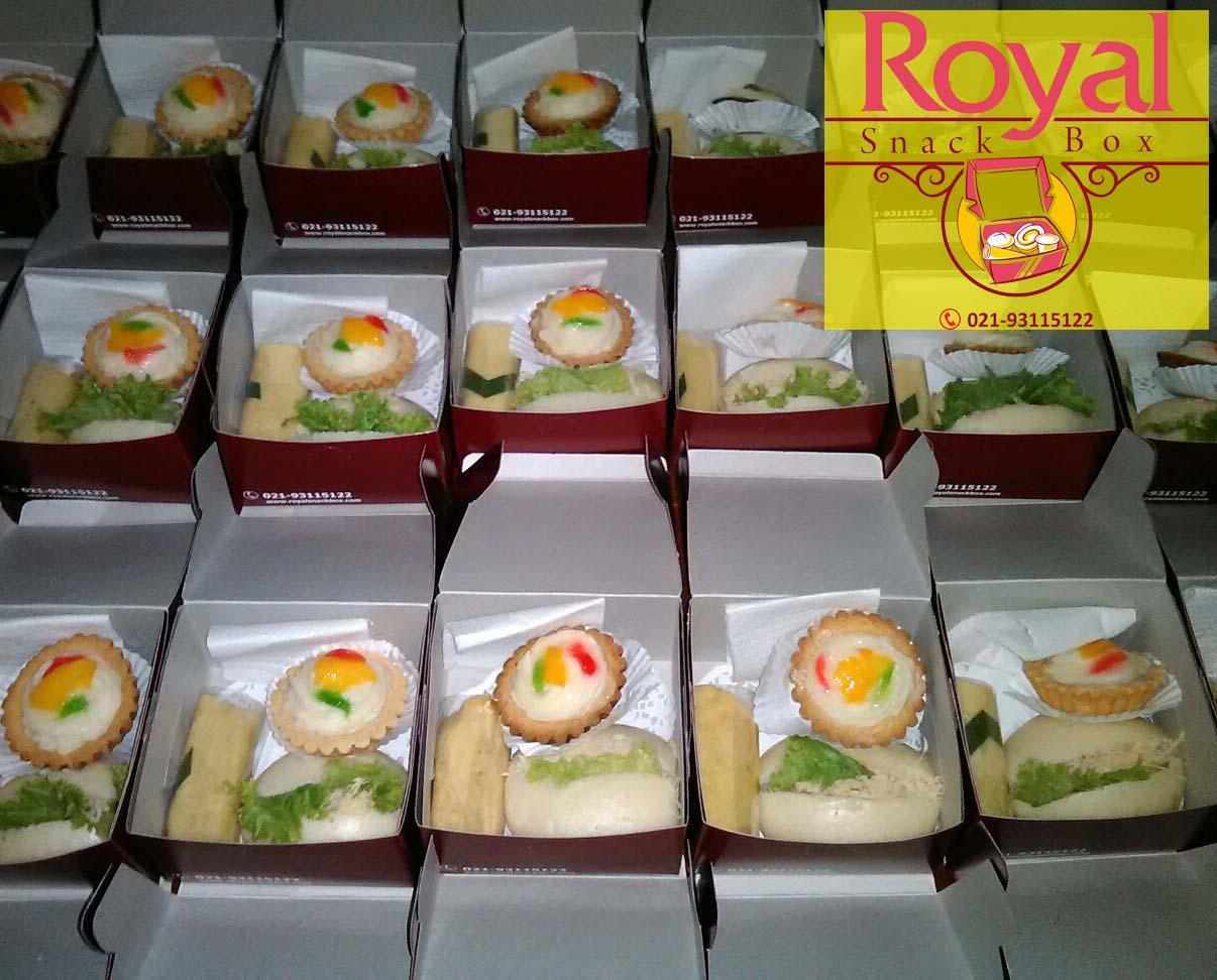 Pesanan Snack Box Ibu Ambar di Pademangan, Jakarta Utara
