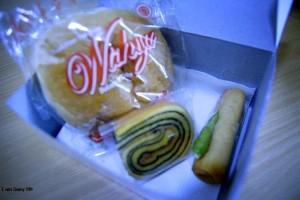 Pesanan Snack Box Ibu Erin lapangan Banteng Jakarta Pusat