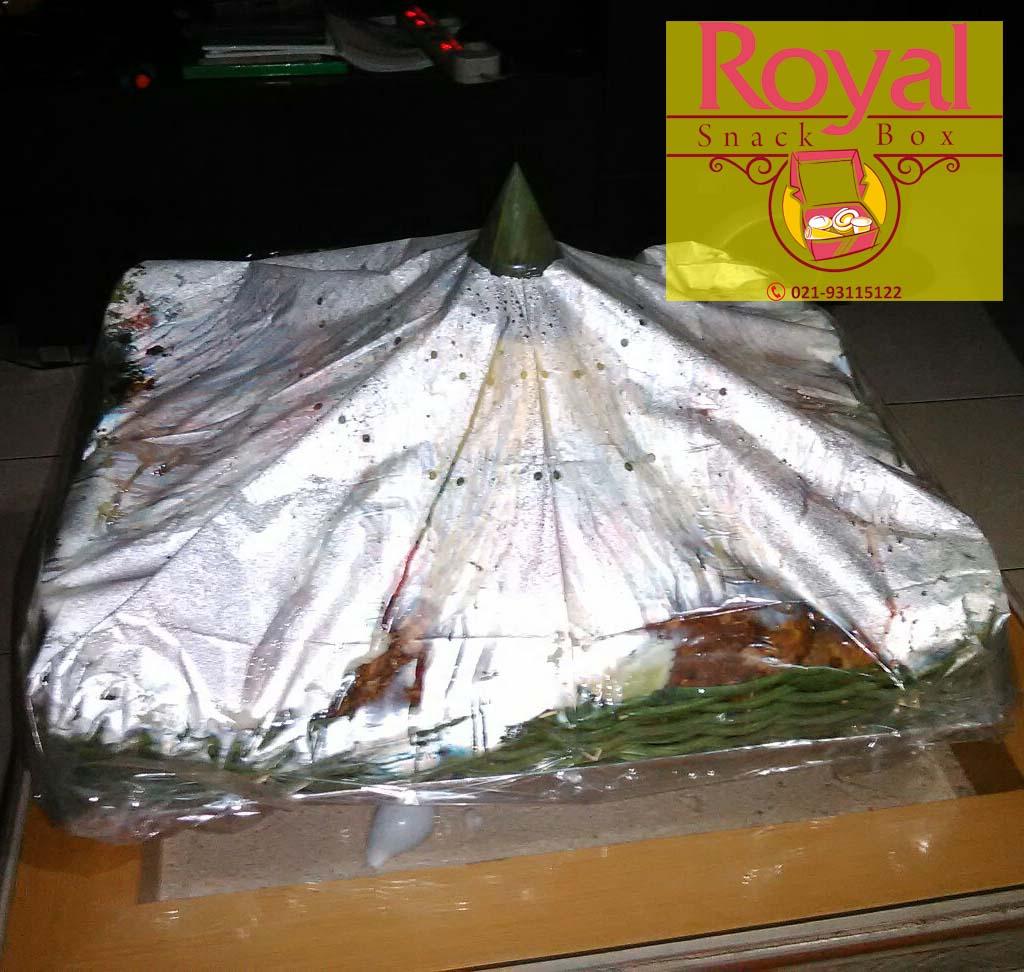 Pesanan Nasi Tumpeng Ibu Inge di Tanah Abang, Jakarta Pusat