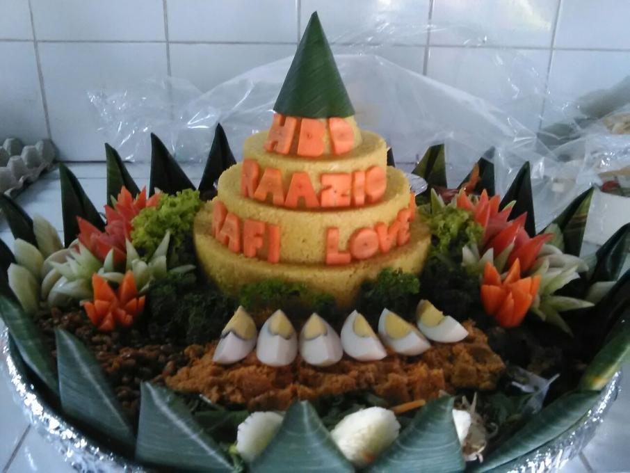 Gambar Nasi Tumpeng Ucapan Selamat Ulang Tahun Gambar Viral Hd