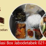Nasi Kuning Box Untuk Ultah Anak