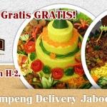 Pesanan Nasi Tumpeng Ibu Sushie Jakarta Pusat