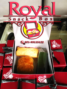 Pesanan Snack Box Ibu Merry Alvera RSUD Kota Bekasi