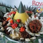 Pesanan Nasi Tumpeng Ibu Septy di Gedung II, Jakarta Pusat