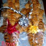 Roti Buaya Pesanan Mba Dewi untuk Ibu Eri di Cibitung , Bekasi