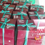 Pesanan Snack Box Mba Agnes di Gambir , Jakarta Pusat