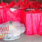 Nasi Box dan Nasi Tumpeng Pesanan Ibu Diana di Cikarang , Bekasi