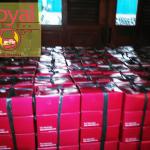 Snack Box Pesanan Pak Yudhie di Kelapa Gading , Jakarta Utara