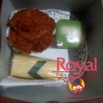 Pesanan Snack Box Mba Sylvi di Menteng , Jakarta Pusat