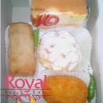 Snack Box Pesanan Ibu Widy di Tegal Parang , Jakarta Selatan