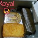 Snack Box Pesanan Mba Vianda di Cempaka Putih , Jakarta Pusat