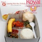 Snack Box dan Nasi Box Pesanan Ibu Fitri di Kuningan , Jakarta Selatan