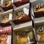 Snack Box Pesanan Ibu Rita di Permata Hijau , Jakarta Selatan