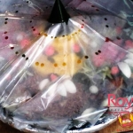 Nasi Tumpeng Pesanan Ibu Ugi di Lebak Bulus , Jakarta Selatan