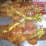 Pesanan Roti Buaya Pak Anto di Kelapa Gading , Jakarta Utara