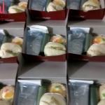 Roti Buaya , Nasi Box dan Snack Box Pesanan Ibu Dwi di Cakung , Jakarta Timur