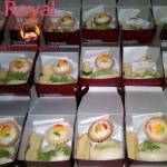 Snack Box Pesanan Ibu Kustiyah di Benhil , Jakarta Pusat