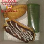 Snack Box Pesanan Pak Ote di Kebayoran Baru , Jakarta Selatan