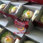 Pesanan Snack Box Pak Yuda di Cikarang , Bekasi