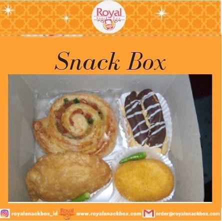 Pesan Snack Box di Kebayoran Lama