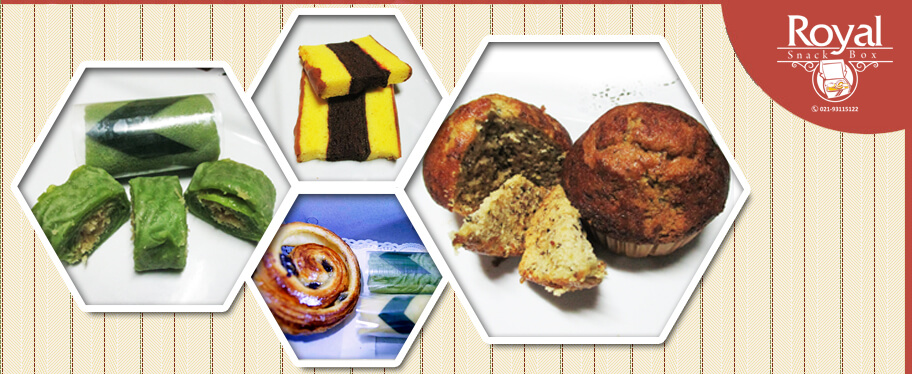 Pesan Snack Box di Pejaten