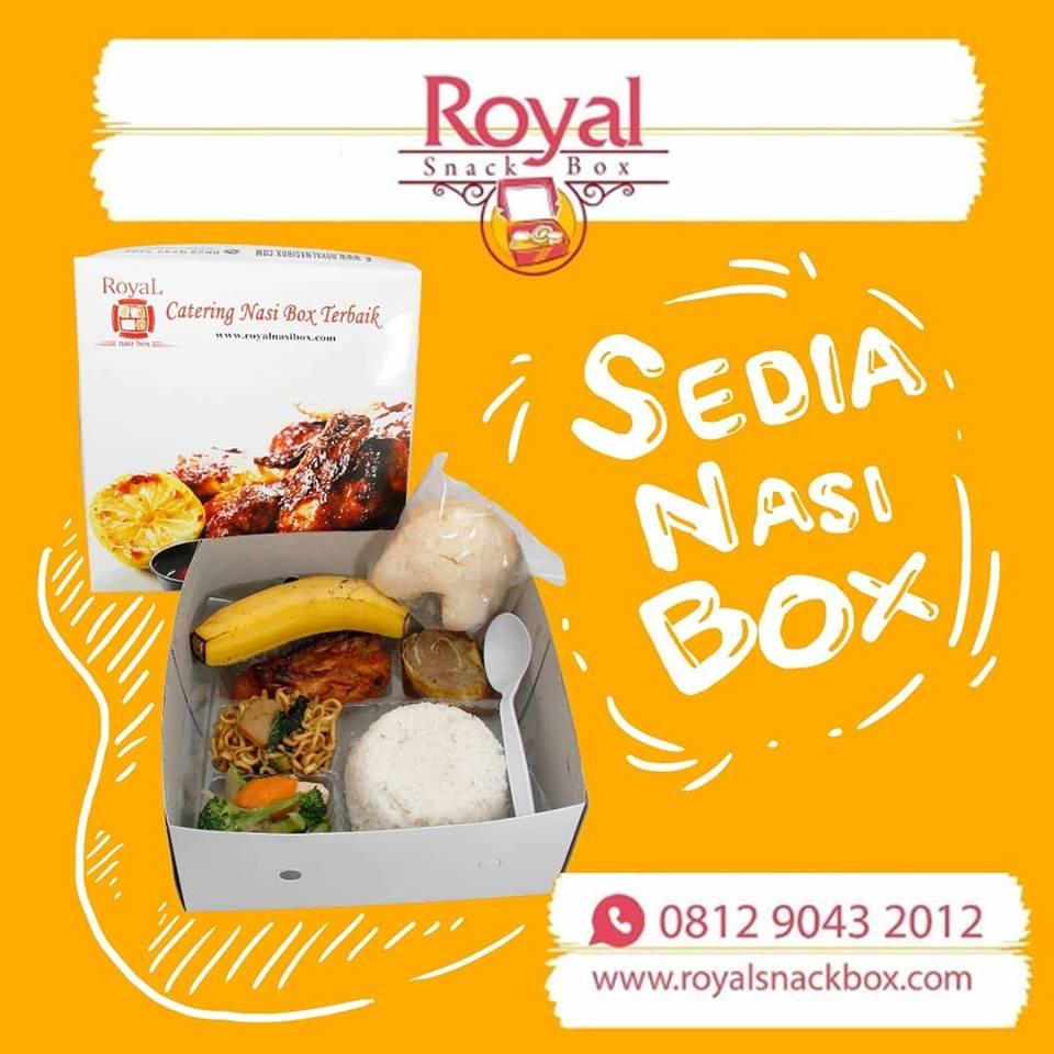 Pesan Nasi Box Terbaik di Senayan