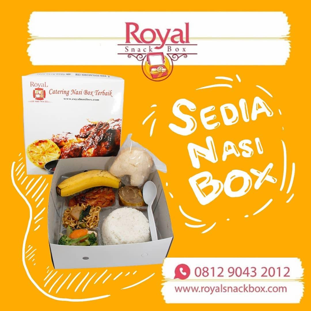 Pesan Nasi Box Terbaik di Jati Padang