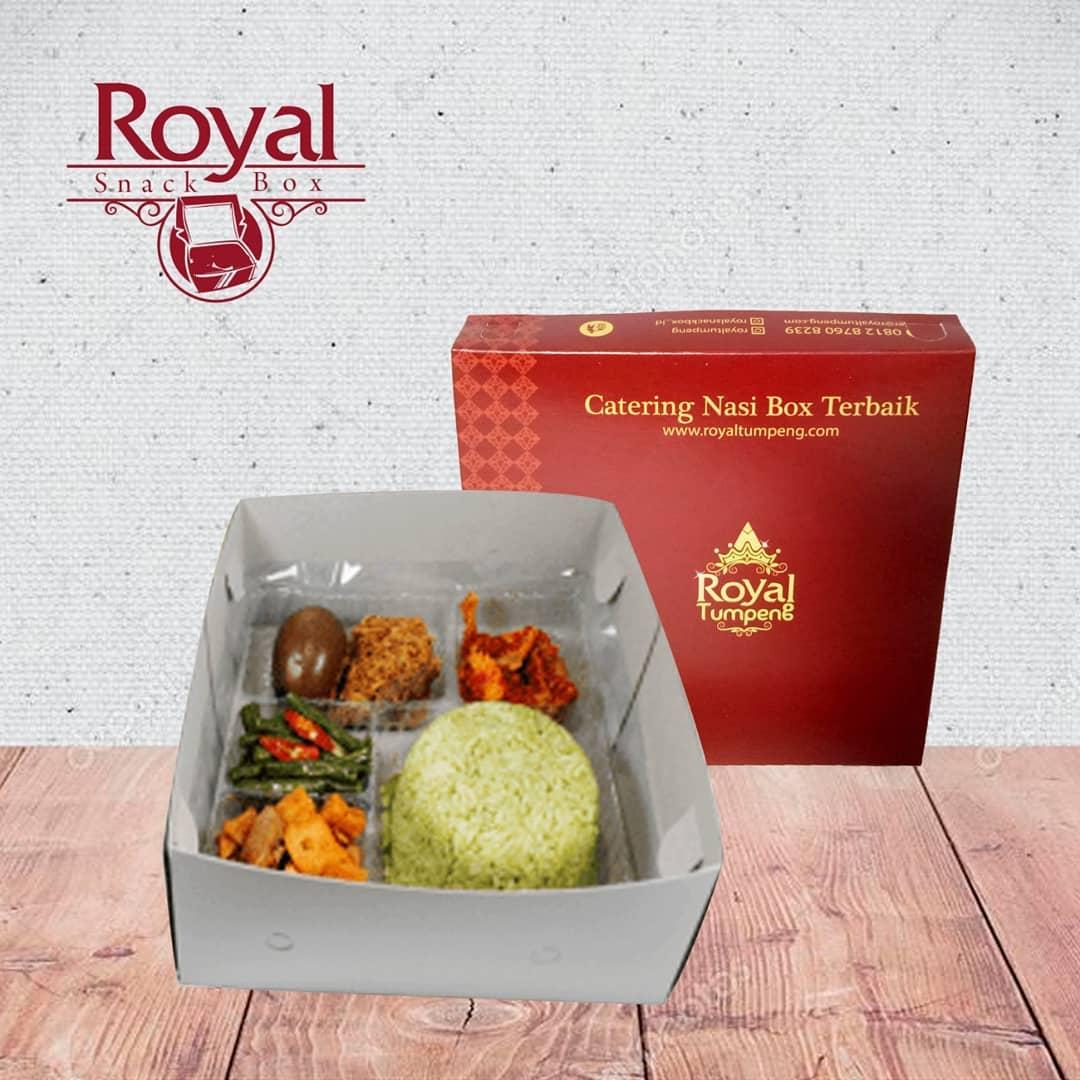 Pesan Nasi Box Terbaik di Bukit Duri