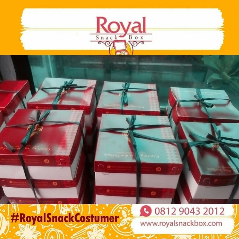 Paket Nasi Box Untuk Acara